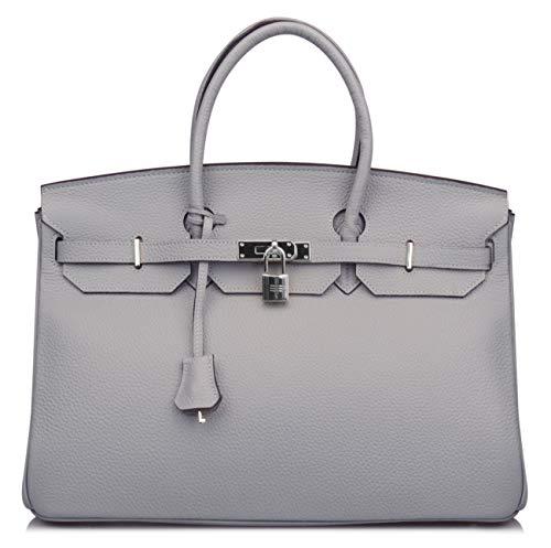 3e7279227d Ainifeel Women s Padlock Genuine leather 40CM Handbags On promotion - Buy  Online in Oman.