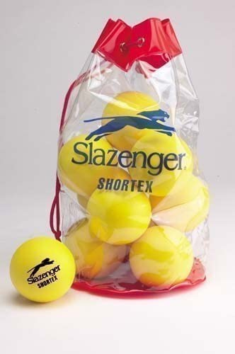 Nueva Slazenger Shortex bola de la espuma 8 cm Mini pelotas de ...