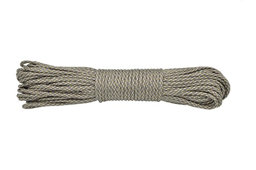 Paracord Rope 550 Type III Paracord - Parachute Cord - 550lb Tensile Strength - 100% Nylon - Made In The USA (ACU Digital, 100 Feet) by Paracord Rope (Image #4)