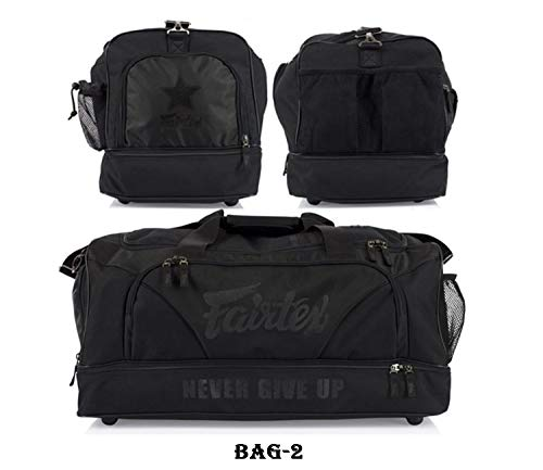 27f66247ed80 Top 10 Fairtex Gym Bags of 2019 - Best Reviews Guide