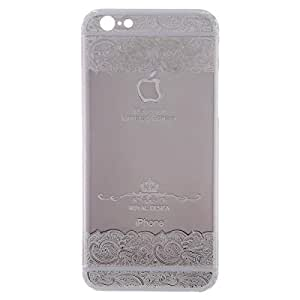 iPhone 6 Platinum Limited Edition Back Cover - Silver