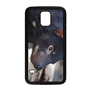 The Black Bear Hight Quality Plastic Case for Samsung Galaxy S5