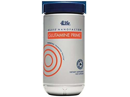 NanoFactor Glutamine Prime by 4Life - 120 Capsules by 4Life Research