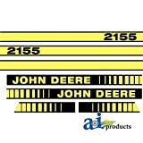 A&I Products Hood Decal Replacement for John Deere Part Number JD2155