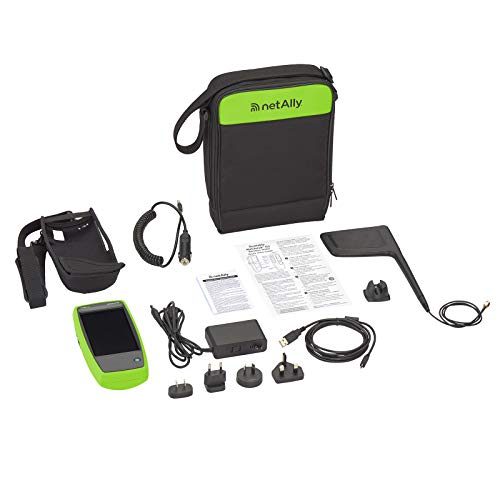 NetAlly AIRCHECK-G2-KIT AirCheck G2 Wireless Tester Kit, Wi-Fi Tester