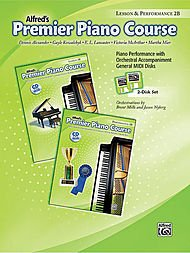 Premier Piano Course: GM Disk for Lesson and Performance, Level 2B General MIDI Disk