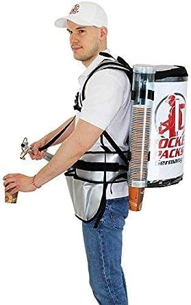 Cerveza Mochila 15 Liter Plástico Tanque y Profi-Zapfhahn (con Bomba)