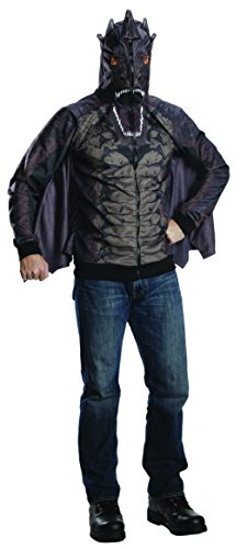 [Rubie's Costume The Hobbit Smaug Hoodie Child Costume, Medium/Large] (Hobbit Kids Costumes)