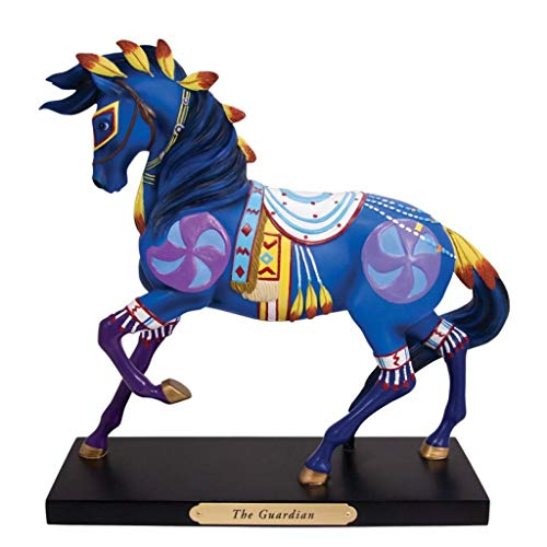 (Retired Trail of Painted Ponies All Numbers 1E/0610 or Lower The Guardian Pony Figurine)