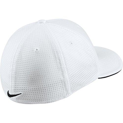 NIKE Unisex Classic 99 Mesh Golf Cap, White/White/Anthracite/Black, Medium/Large by NIKE (Image #2)