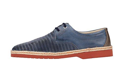 Pikolinos M1L-4220 Nautic, Stringata Classica Uomo Blau