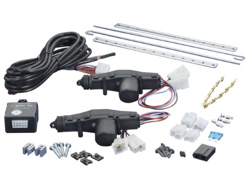 Spal 37000148 2-Door Power Lock Kit