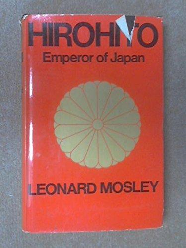 Hirohito, Emperor of Japan