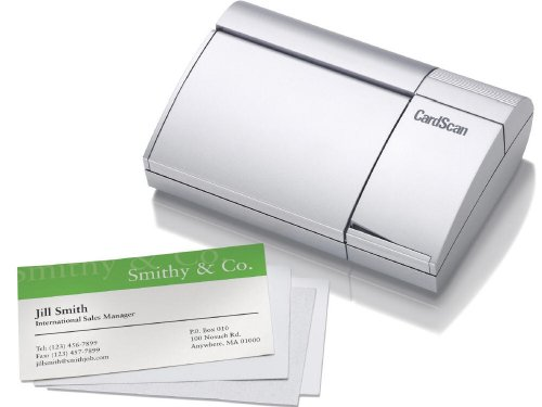 Personal V8 Business Card Scanner