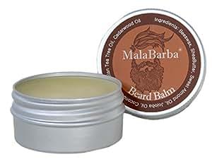 Bálsamo de Barba. CedarWood. Beard Balm by MalaBarba. 30 ml - 1Oz