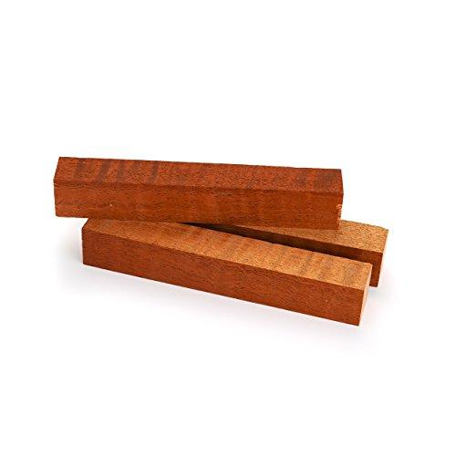 Woodcraft Activity Kit - Mahogany Honduras Curly 3/4