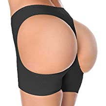 La-Reve Womens Body-Shaper Butt-Lifter Shapewear - Tummy Control Panty and Seamless Thigh Slimmer Underwear - Butt Enhancer Boy Shorts