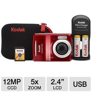 Kodak C15 Digital Camera Bundle