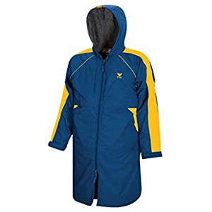 TYR 470WASP2AS Alliance Parka, Gold/Royal, Small