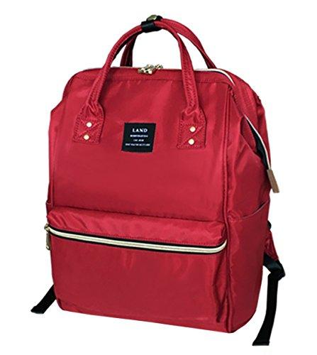 LAND Baby Diaper Bag Backpack Water Resistant Large Capacity