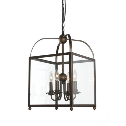 Jojospring Angelo Copper Lantern Chandelier