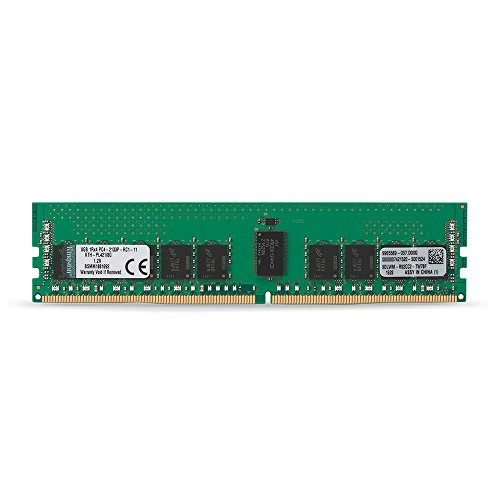 Kingston Technology 8GB DDR4-2133MHz Reg ECC Workstation Memory for Select HP/Compaq KTH-PL421/8G