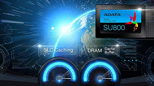 ADATA SU800 256GB 3D-NAND 2.5 Inch SATA III High Speed Read & Write up to 560MB/s & 520MB/s Solid State Drive (ASU800SS-256GT-C) by ADATA (Image #6)