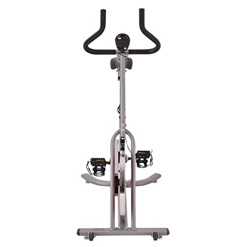 Gymax Indoor Cardio Fitness Exercise Bike Home Gym Cycling Stationary Bike