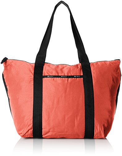 LeSportsac Travel Large on the Go Tote, Coral Gables T