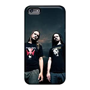 AaronBlanchette Iphone 6 Great Cell-phone Hard Covers Provide Private Custom High Resolution Death Band Image [qxz14625lHiA]