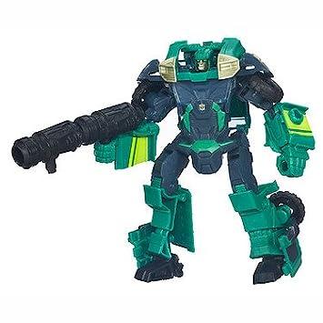 Transformers Prime Deluxe - Figua de acción, diseño de Sargento Kup
