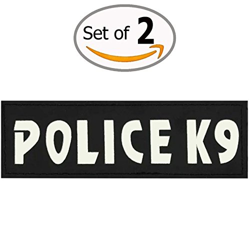 POLICE K9 Dog Patches 26
