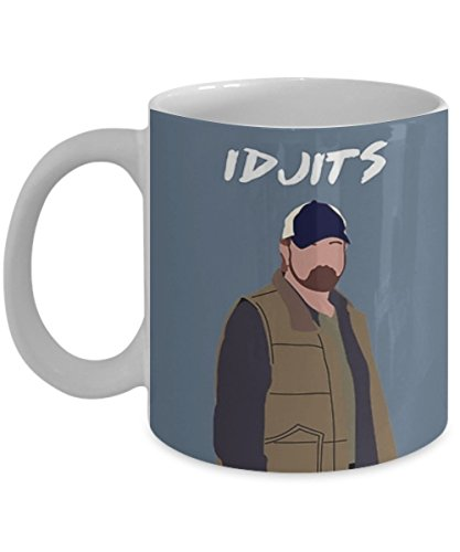 Supernatural - Bobby Singer - Coffee Mug, Tea Cup, Funny, Gift for Christmas, Father's Day, Dad, Daughter, Quote, Love, Him, Her, Women, Mother, Wife,