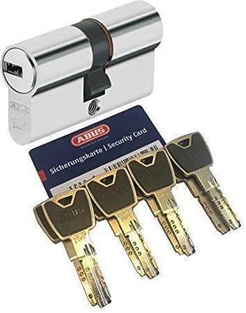ABUS XP20S Doppelzylinder Schließzylinder 35//55mm mit 3 bis 10 Schlüssel