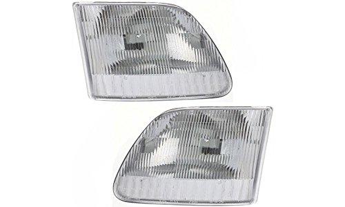 2001 ford f150 clear headlights - 4