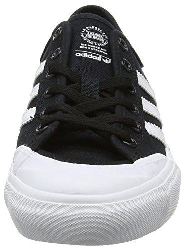 adidas Matchcourt, Chaussures de Skateboard Mixte Adulte Noir (Core Black/footwear  White/ ...
