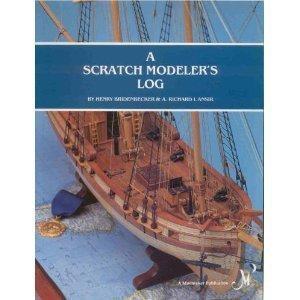 A Scratch Modeler's Log cover