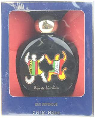 Niki de Saint Phalle for Women 2.0 oz Eau de Toilette Spray - Eau Defuendue Edition - No. 6282