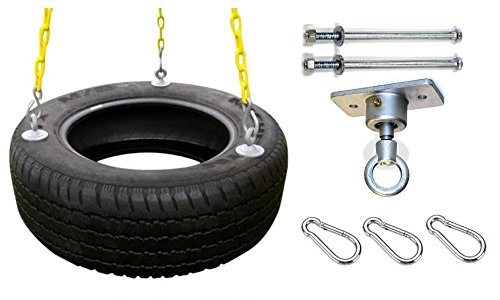 swing set tire swing hook - 3