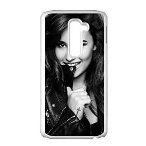 LG G2 phone cases White Demi Lovato Phone cover DSW1899841