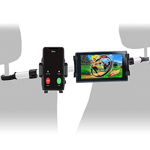 Soporte para tablet con abrazadera de montaje 4-12.9