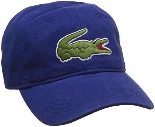 Lacoste, Gorra de béisbol para Hombre Azul (Oceane)