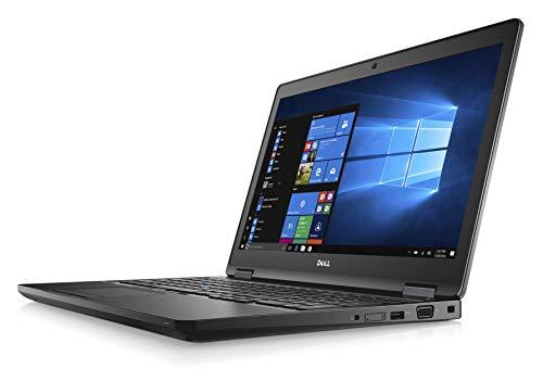 Dell Precision 3520 Mobile Workstation, 15.6in Full-HD IPS Display, Intel i5-7440HQ 2.8GHz, NVIDIA Quadro M620 2GB, 512GB SSD, 16GB DDR4, 802.11ac, Win10Pro (Renewed)
