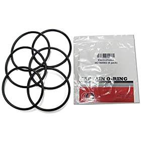 Captain O-Ring – Replacement Electro Freeze HC160583 O-Rings (6 Pack)