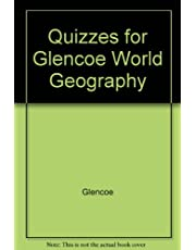 Quizzes for Glencoe World Geography