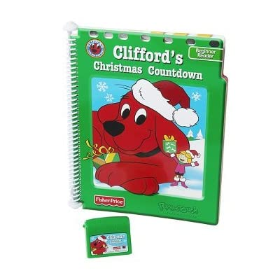 Clifford's Christmas Countdown PowerTouch Book & Cartridge, Beginner Readers: Office Products