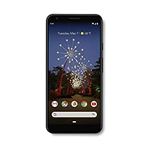 Google-Pixel-3a-XL-with-64GB-Memory-Cell-Phone-Unlocked-Just-Black