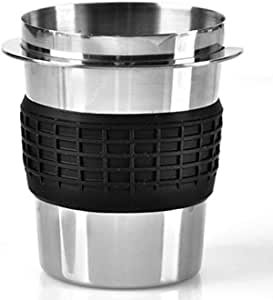 HAMISS for Stainless Steel Coffee Powder Precision Dosing Cup for Ek43 Grinder Accessory Coffee Dosing Cup Fr Home DIY Tools