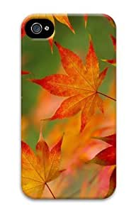 Autumn Leaf Pattern PC For Samsung Galaxy S3 I9300 Case Cover
