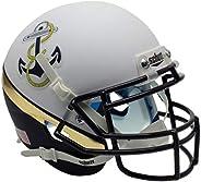 NCAA Navy Midshipmen WH Mini Helmet, One Size, White